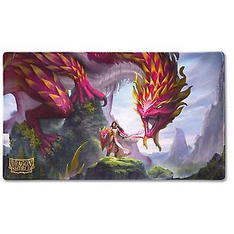 Dragon Shield - Pink Diamond Cornelia Playmat