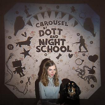 Dott och Nattskola - Karusell vinyl