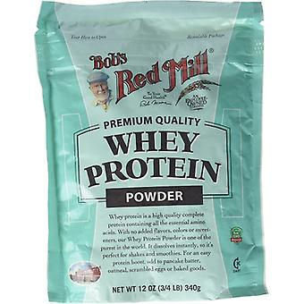 Bobs Red Mill Whey Protein Concentrate, 12 Oz (Case of 4)