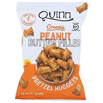 Quinn Pretzel Nug Pnut Bttr Fld, Case of 8 X 7 Oz