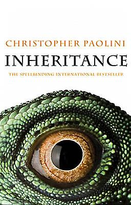 Inheritance 9780552158626 by Christopher Paolini