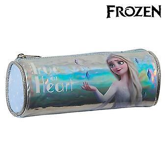 Holdall Frozen Silver Light Blue