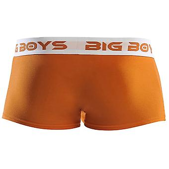 Big Boys Low Rise Briefs - Orange
