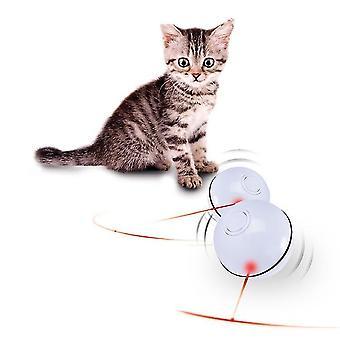 Usb laser funny cat toy(White)