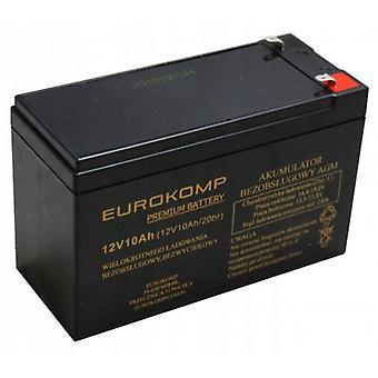 Batéria 12V10Ah pre elektrické detské autá