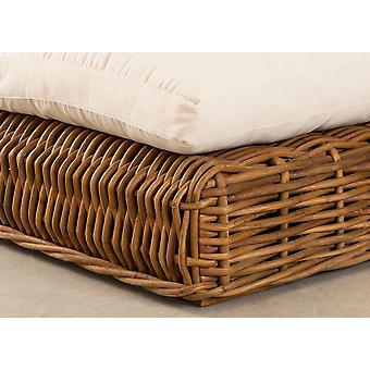 SKLUM Milu Garden Sofa Modules Mahonie hout - Polyester