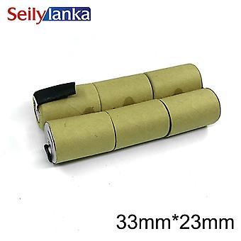 Batterie 3000mah 7.2v Ni-mh 4/5sc Pour Makita 678103-4 6076d 6076dw 6176d 6176dw