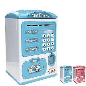 الأطفال الخنزير بنك جديد هدية الأطفال حزمة الأطفال كلمة السر الإلكترونية Piggy بنك ميني آلة الصراف الآلي