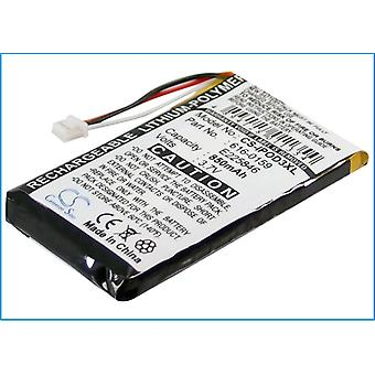 Battery for Apple iPOD 3rd Gen iPod3 20GB M9244LL/A 30GB 616-0159 E225846 850mAh
