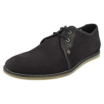 Mens Penguin Casual Lace Up Shoes Legit
