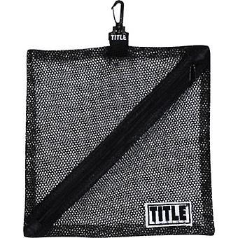 Clip di boxe titolo su Handwraps titolare - grande