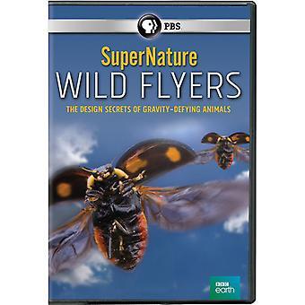 Supernature: Wild Flyers [DVD] USA import
