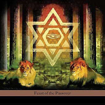 David Gould - Feast of the Passover [CD] USA import