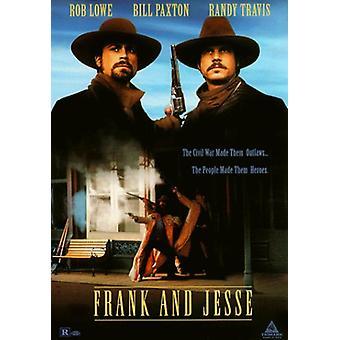 Frank e Jesse [DVD] EUA importar