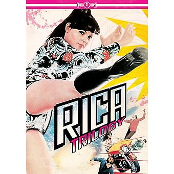 Rica Trilogy [DVD] USA import