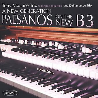 Monaco/Defrancesco - ny Generation-Paesanos på den nye B3 [CD] USA import