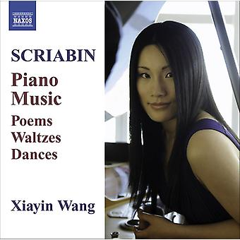 A. Skrjabin - Skrjabin: Piano Music [CD] USA tuonti