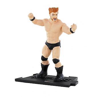 COMANSI WWE catch Sheamus Figure Mini 8 cm
