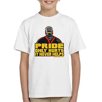 De Kingpin Marsellus Wallace Pulp Fiction Kid's T-Shirt