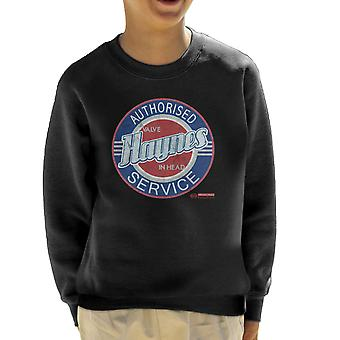 Haynes Buick Authorised Service Center Kid's Sweatshirt