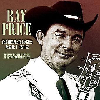 Ray Price - prijs Ray-Complete Singlesas & Bs 195 [CD] USA import