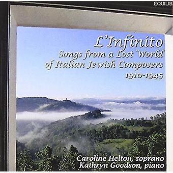 Goodson, Kathryn / Helton, Caroline - Linfinito [CD] USA import