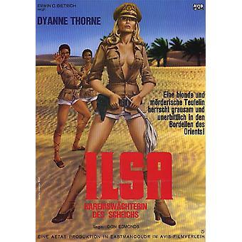 Ilsa Harem Keeper Oil Sheiks filmen affischen (11 x 17)