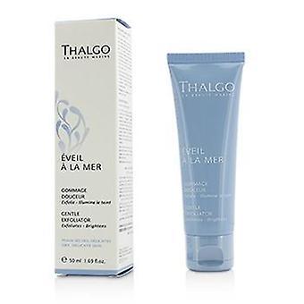 Thalgo Eveil A La Mer Gentle Exfoliator - For Dry Delicate Skin - 50ml/1.69oz