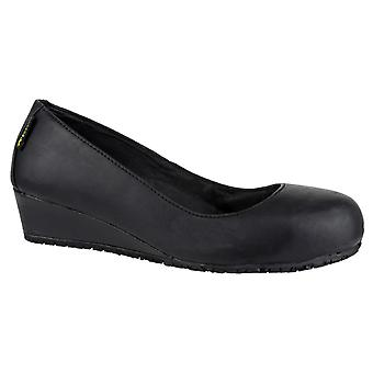 Amblers Safety FS107 SB Womens Safety Heeled Shoes