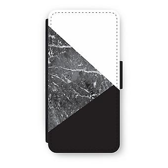 iPhone 8 Flip Case - Marble combination