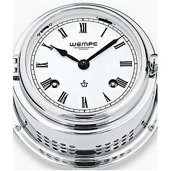 Wempe chronometer Stahlwerke Bremen II ship clock CW360001