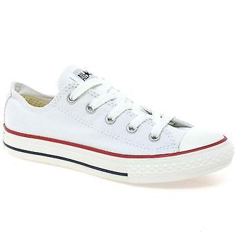 Converse Youth Core Oxford Optical White Canvas