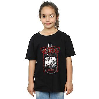 Johnny Cash Girls Live At Folsom T-Shirt