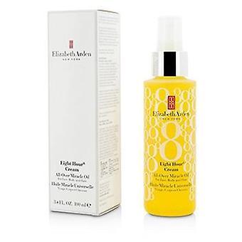 Elizabeth Arden 8 ore crema all-over olio miracoloso - Per Face Body & Capelli - 100ml/3.4oz