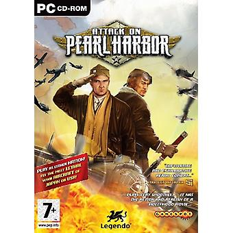 Attack On Pearl Harbor (PC CD) - Factory Sealed