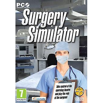 Kirurgi Simulator (PC CD)-ny