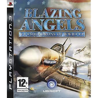 Blazing Angels eskadriller af anden verdenskrig (PS3)-ny