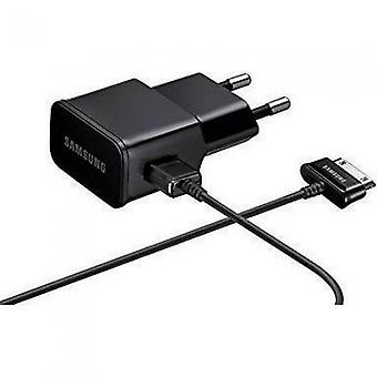 Samsung bulk ETA U90EBE USB power adapter charger 2A, charging cable 30pin - black