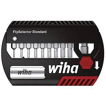 Wiha FlipSelector 39039 bit set 11-delig allen