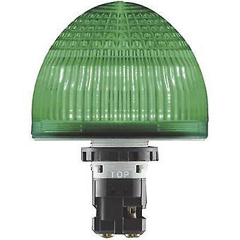 Idec Light LED HW1P-5Q4Y Amarelo Sinal de luz sem parada 24 V DC, 24 V AC