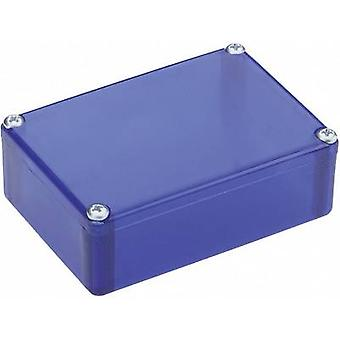 Strapubox 2024BL Universal enclosure 72 x 50 x 26 Acrylonitrile butadiene styrene Blue (transparent) 1 pc(s)