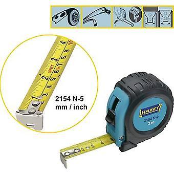 Tape measure 5 m Steel Hazet 2154N-5