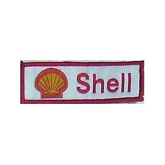 Shell stryg-på/sy-på klud Patch (Lscape)