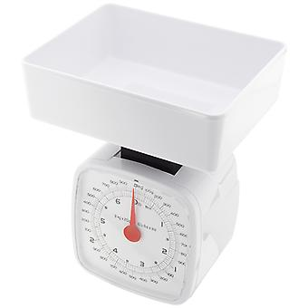 Judge Kitchen, 3.0kg Traditional White Scale
