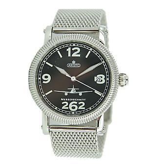 Aristo Messerschmitt mens pilot watch - automatic 4H262-TT