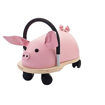 Wheelybug Ride On Pig