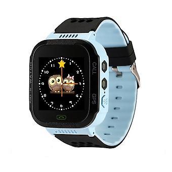 Q528 smartwatch for kids-light blue