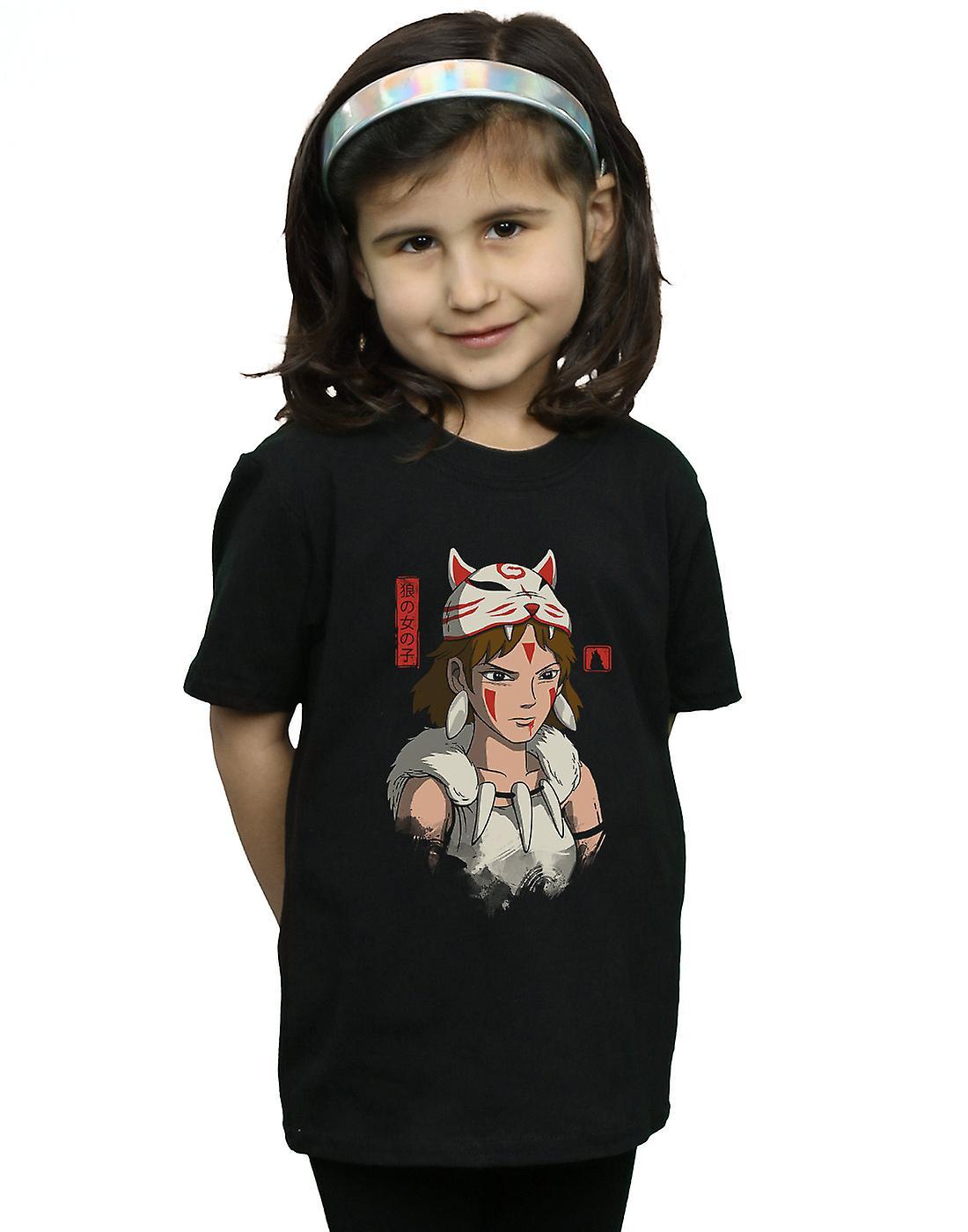 Vincent Trinidad Girls Wolf Mask T-Shirt