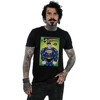 Superman Bizarro Action Comics 785 tampa t-shirt DC Comics masculino