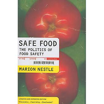 Safe Food - The Politics of Food Safety (2nd Revised edition) by Mario